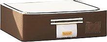 JIAJBG Under Bed Storage Box, Oxcloth Folding