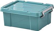 JIAJBG Under Bed Storage Box, Sealed Buckle with