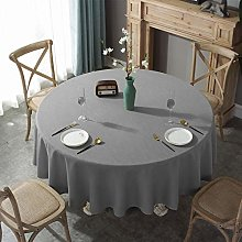 JIALIANG Colored cotton tablecloth cotton canvas