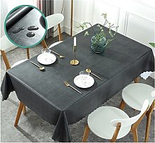 JIALIANG Linoleum PVC to wipe clean tablecloth