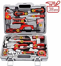 JIAMING 38-Piece Tool Set General Household Home