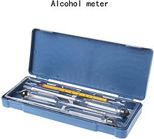 Jiamins Alcohol Hydrometer Thermometer Set for