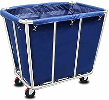 Jian E Laundry Trolley Thickened Laundry Bin on