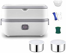 JIANGAA Electric Lunch Box 220V Portable Food