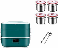JIANGAA Electric Lunch Box Home and Office 220V