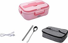 JIANGAA Electric Lunch Box Home and Work and