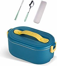 JIANGAA Electric Lunch Box, Portable Food Heater