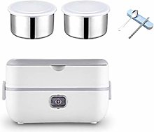 JIANGAA Electric Lunch Box Portable Food Heater