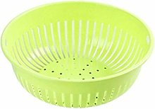 JIANGAA Fruit and Vegetable Drain Basket, Kitchen