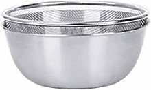 JIANGAA Kitchen Drain Basket, Home Stainless Steel