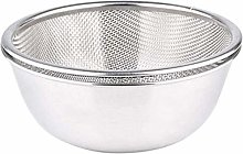 JIANGAA Kitchen Stainless Steel Drain Basket,
