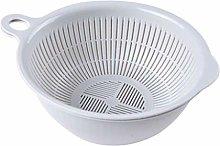 JIANGAA Kitchen Washing Basket, Fruit and