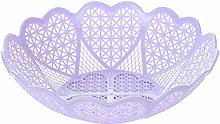 JIANGAA Kitchen Washing Basket, Hollow Washing