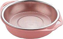 JIANGAA Washing Basket, Kitchen Stainless Steel