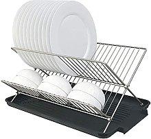 JiangKui Dish Drying Shelf Dish Drainer Dish