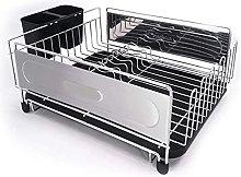 JiangKui Dish Drying Shelf Drain Rack Dish Rack