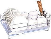 JiangKui Dish Drying Shelf Kitchen Dish Drainer