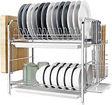 JiangKui Dish Drying Shelf Kitchen Dish Racks