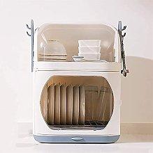 JiangKui Dish Drying Shelf Kitchen Drain Shelf