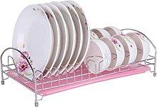 JiangKui Dish Drying Shelf Kitchen Steel Rack
