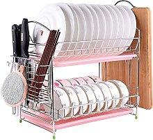 JiangKui Kitchen Dish Drying Shelf Dishwasher 2
