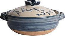 JiangKui Multi-Purpose Japanese Donabe Ceramic Hot