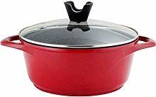 JiangKui Stew Pot Saucepan Stock Pot Aluminum Home