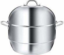 JiangKui Stew Pot Saucepan Stock Pot Stainless