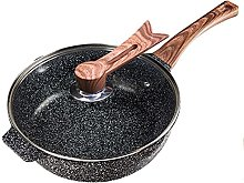 JiangKui Thickened Maifan Stone Non-Stick Frying