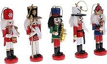 JIANMIN Christmas decoration Nutcracker Ornaments