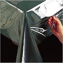 JIAOD Transparent Tablecloth, Pvc Clear Table TOP