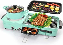 JIAX Electronic Smokeless Grill Indoor Non Stick