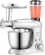 JIAXIAO Ship Stand Mixer, 6-Speed Tilt-Head Food