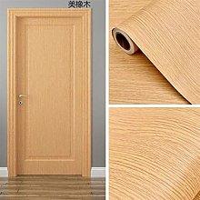 jidan Easy application Removable Wallpaper Wood