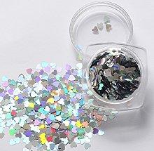 jieGorge★ 1Box Nail Art Glitter Paillette Mixed