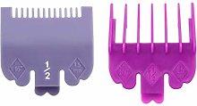 jieGorge 2Pcs 1.5mm/4.5mm Guide Comb Tool Limit