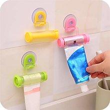 jieGorge 3Pcs Toothpaste Dispenser Rolling Tube