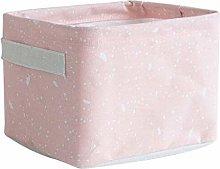 jieGorge Home Fabric Basket Box Storage Ornaments