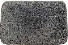 jieGorge Household Super Soft Faux Fur Rug for