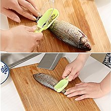 jieGorge New Practical Fish Scale Remover Scaler