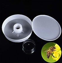 jieGorge➤ Rapid Bee Feeder Beekeeping 4 Pint 2L
