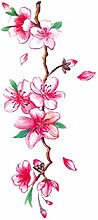 jieGorge♥ Stickers Flower Temporary Tattoos