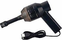 jieGorge Vacuum Clean, Mini Rechargeable Vacuum