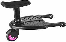 jieGorge Wheeled Buggy Board Pushchair Stroller