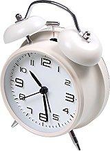 """jiemei 4"""" Twin Bell Alarm Clock Battery"""