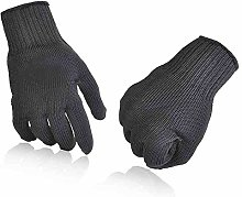 JIGAN Stainless Steel Wire Work Safety Gloves for
