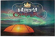 Jigsaw Puzzles 1000 Pieces,Happy Camper Aurora