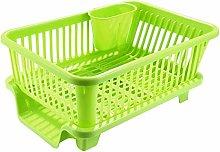 JIGVA Plastic Washing Basket Kitchen Sink Dish
