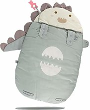 JIHE Baby Sleeping Bag,Warm Cozy and Soft Newborn