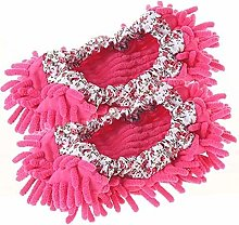 Jilibaba Mop Slippers, Dust Mop Shoes